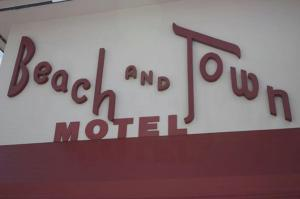 Beach and Town Motel