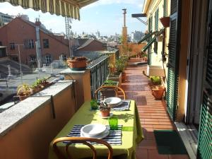 Central apartament / terrace and nice view - AbcAlberghi.com