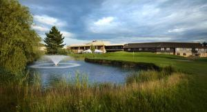 The Essex Golf & Country Club Hotel in Coggeshall, Essex, England