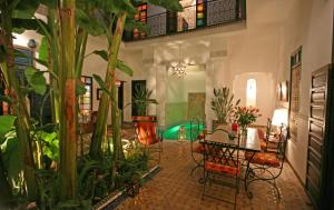 Lodging Riad Aloes, Marrakech
