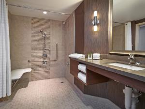 King Room - Accessible - Roll-In Shower