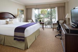 Deluxe King Room with Inland View