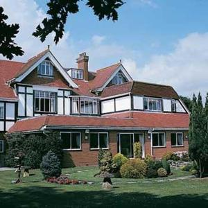 Waterford Lodge in Christchurch, Dorset, England
