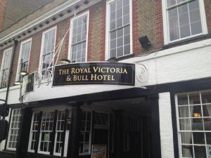 The Royal Victoria and Bull Hotel (Part of South Coast Inns), Guest houses  Dartford - big - 39