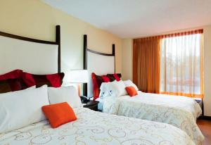 Deluxe Double Suite with Two Double Beds