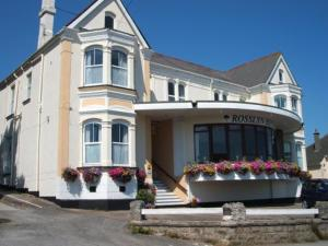 Rosslyn Hotel in Falmouth, Cornwall, England