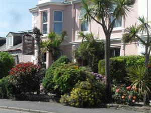 Melvill Guest House in Falmouth, Cornwall, England