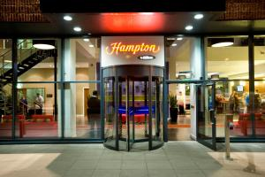 Hampton By Hilton Liverpool City Centre in Liverpool, Merseyside, England