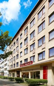 Hotellet Pacific