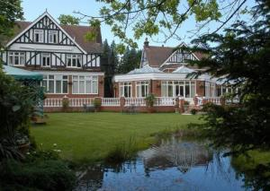 Ardmore House Hotel in Saint Albans, Hertfordshire, England