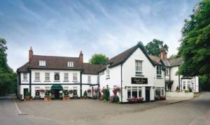 Chalk Lane Hotel in Epsom, Surrey, England