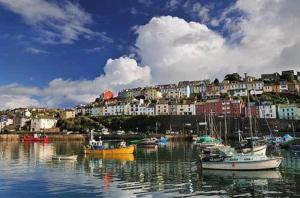 Quayside Hotel in Brixham, Devon, England