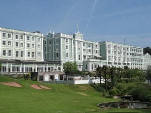 The Palace Hotel in Torquay, Devon, England