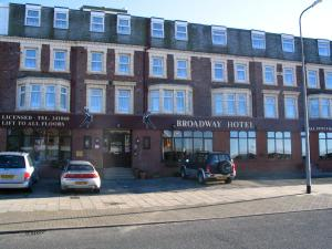 Broadway Hotel (Nr Pleasure Beach) in Blackpool, Lancashire, England