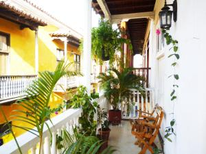 Hotel Santa Cruz, Hotels  Cartagena de Indias - big - 44