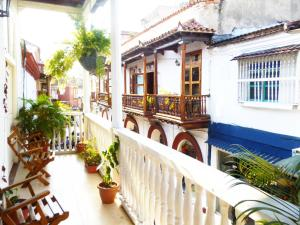 Hotel Santa Cruz, Hotels  Cartagena de Indias - big - 1