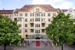Hotel Grand City Hotel Berlin Mitte, Berlino