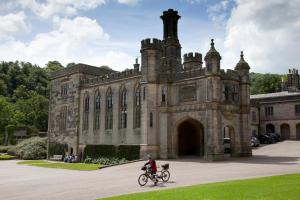YHA Ilam Hall in Ashbourne, Derbyshire, England