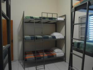 Single Bed in Male Dormitory Room