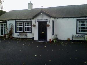 Prince Charlie's Cottage in Gretna Green, Dumfries & Galloway, Scotland