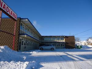 Canadiana Motel
