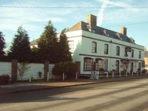 The Lakenheath Hotel in Lakenheath, Suffolk, England