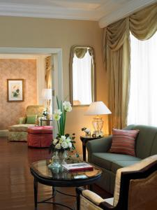 Chambre The Ritz-Carlton Club