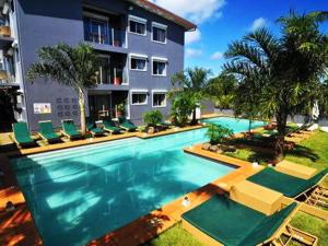 Coconut Palms Resort Vanuatu: Accommodatie in hotels Port-Vila - Hotels