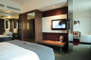 Business Kamer - Kingsize bed