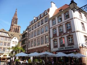 Hotel Htel Des Arts - Strasbourg - Alsace - France