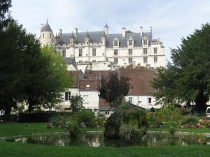 Les Troglos de Beaulieu, Bed and Breakfasts  Loches - big - 50