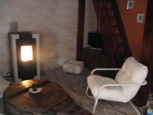 Les Troglos de Beaulieu, Bed and Breakfasts  Loches - big - 4