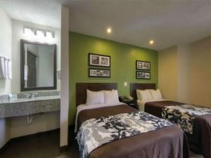 Sleep Inn Concord / Kannapolis, Hotels  Concord - big - 10
