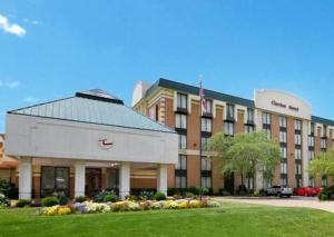 The Clarion Hotel & Suites Conference Center
