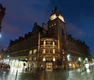 The Grand Central Hotel: Indkvartering pa hoteller Glasgow – Pensionhotel - Hoteller