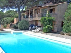 Holiday Home La Touraque Ramatuelle