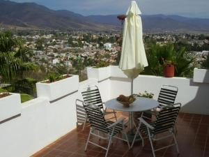 Casita Loma Linda In Oaxaca With Stunning Views