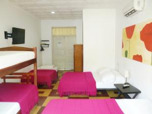 Hotel Santa Cruz, Hotels  Cartagena de Indias - big - 9