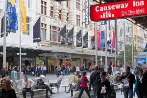 Causeway Inn On The Mall - Melbourne CBD, Victoria, Australia