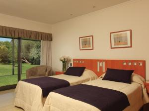 Classic Double or Twin Room with Garden View