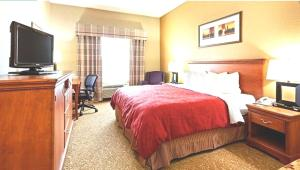 Executive King Room with Roll In Shower - Disability Access/Non-Smoking