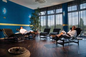Atlantic Terme Natural Spa & Hotel, Отели  Абано-Терме - big - 49