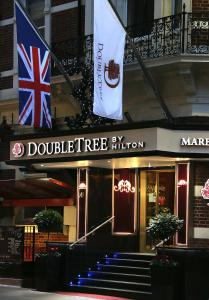 отель DoubleTree by Hilton Hotel London - Marble Arch, Лондон