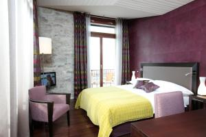 Hotel Lake View Le Rivage, Hotels  Lutry - big - 22