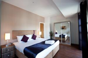 - The Spires Serviced Suites - Hôtel Glasgow, Royaume-Uni