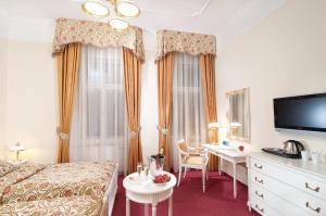 Alqush Downtown Hotel: hotels Prague - Pensionhotel - Hotels