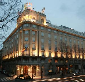 Hotel Wellington - Madrid