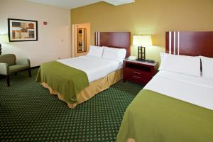 Holiday Inn Express Hotel & Suites Indianapolis - East, Hotel  Indianapolis - big - 12