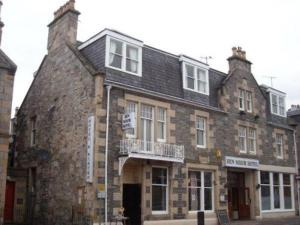 Ben Mhor Hotel Grantown on Spey, Inverness-shire