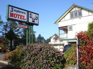 Three Explorers Motel Katoomba